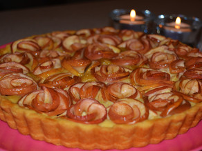 Apple Rose Tart !