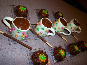 Interesting Cake Decoration Ideas