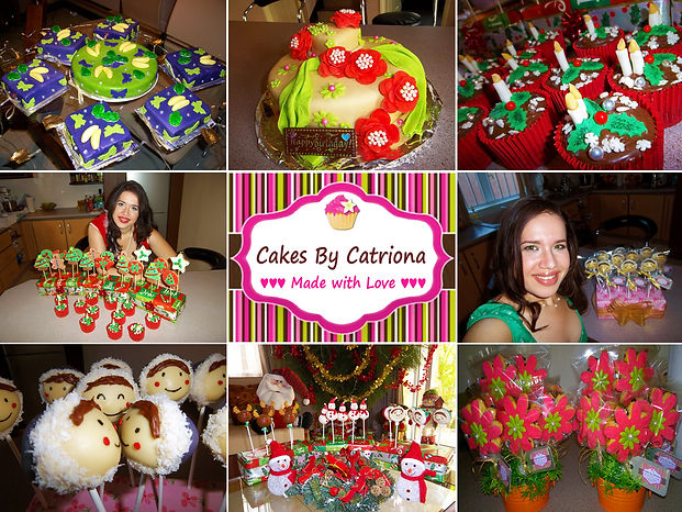 Cakes By Catriona Catalogue