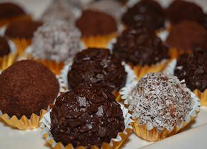 Cat`s Chocolate Truffles