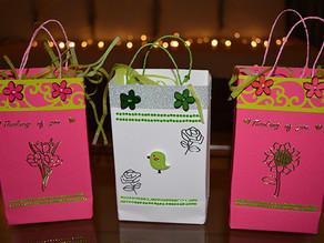 Gift Bag DIY tutorial!