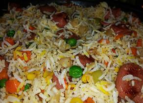 Sausage rice recipe