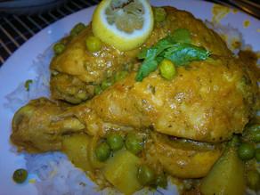 Cat`s Cari poulet recipe