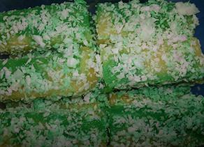 Gateau Manioc / Pudding Manioc Mauricien By Jerome !