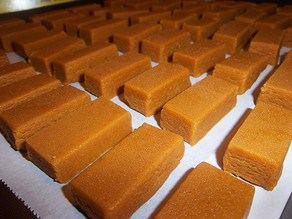 Soft Salted Caramel Candies !!!