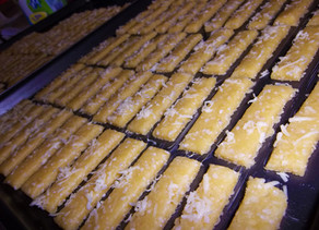 Cheese Biscuits Recipe !