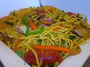 Cat`s special Fried noodles