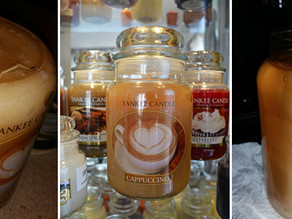 How to repair / fix a broken Yankee Candle jar !
