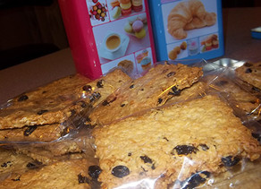 Crispy Oat cookies Recipe