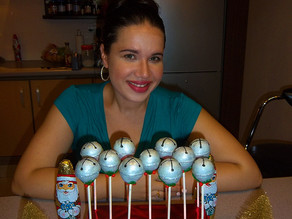 Believe Bell Cake Pops! Making-Of!