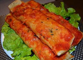 Cat`s version Enchiladas