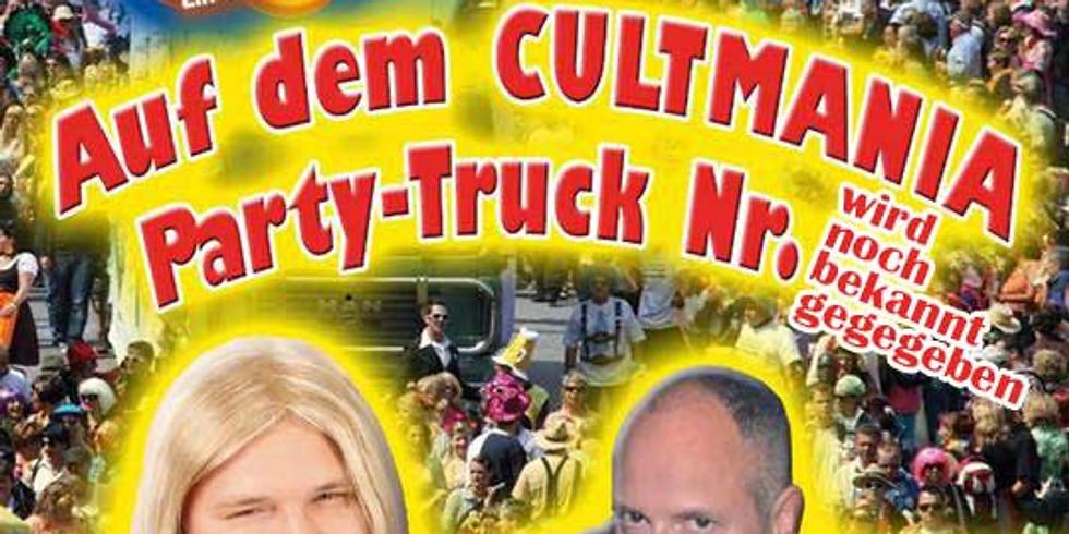 Cultmania Partytruck - Schlagermove 2021
