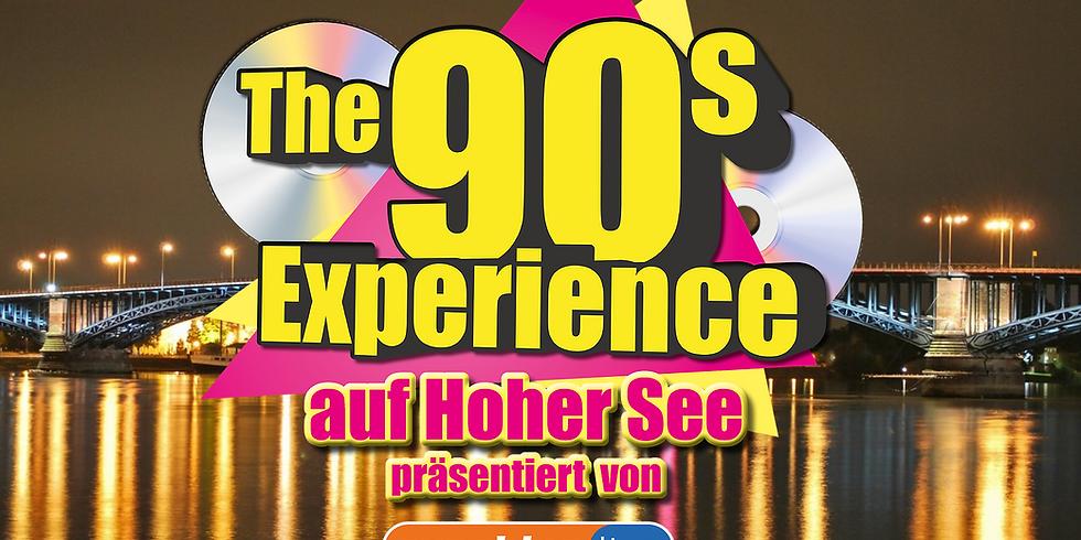 The 90s Experience - Partyschiff MAINZ 2021 - NIGHT TOUR