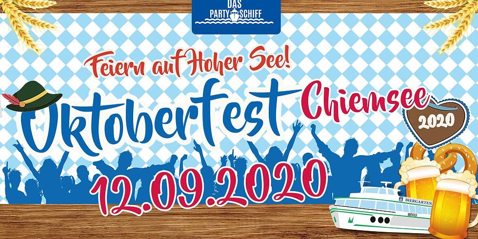 Oktoberfest Partyschiff Chiemsee 11.09.2021 - Flanier-Tour