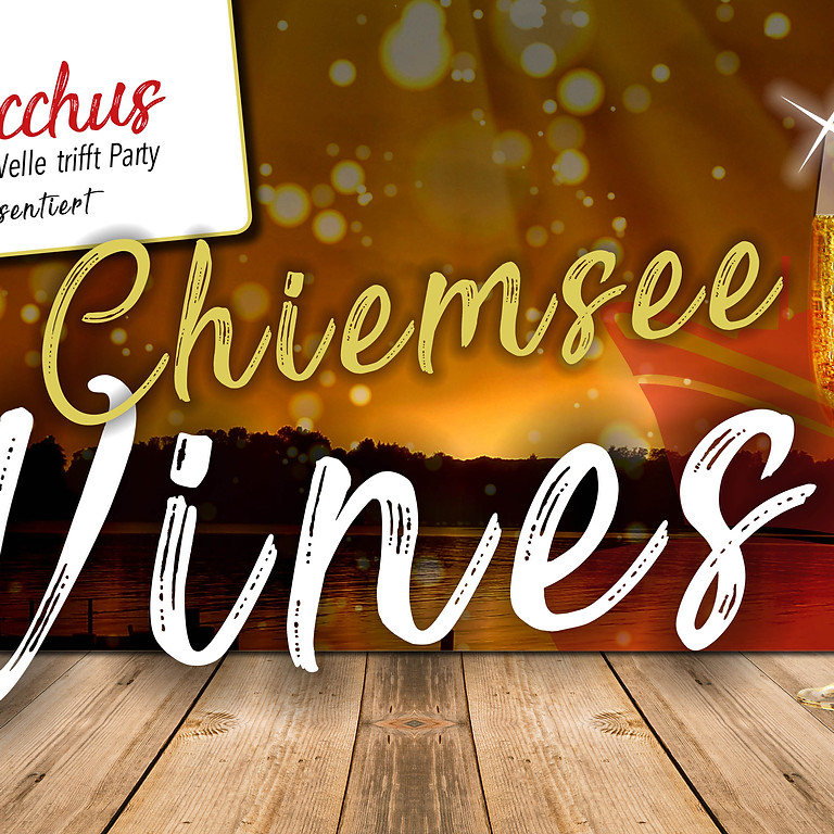 """Chiemsee Wines """"Summer Tasting"""" - Day Tour"""