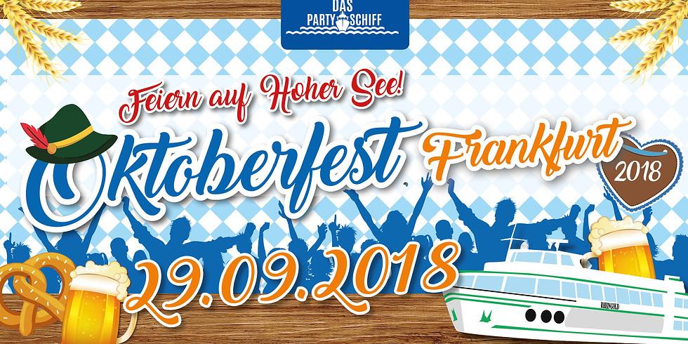 Oktoberfest Partyschiff Frankfurt  (1)
