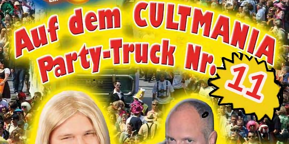 Cultmania Partytruck - Schlagermove 2020