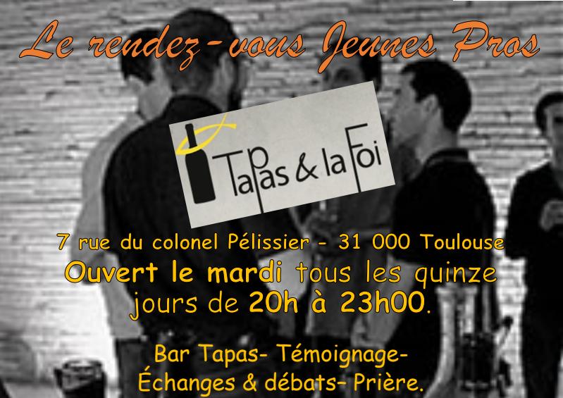 Reprise Tapas & la Foi