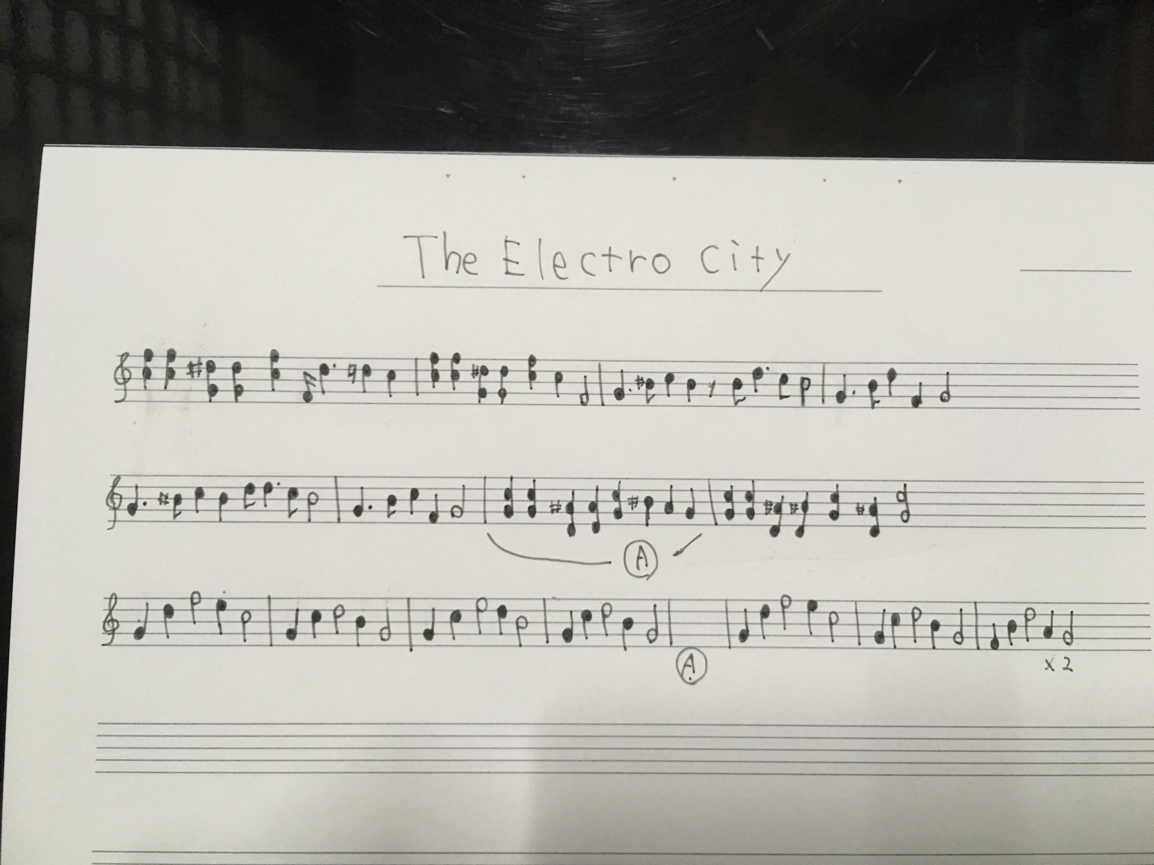 The Electro City