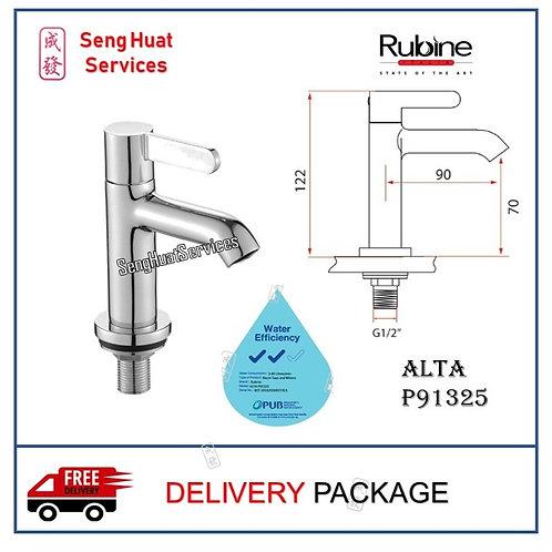 Rubine ALTA P91325  PILLAR Tap DELIVERY COD