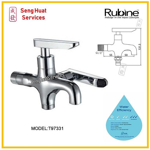 Rubine T97331  Fresco 2 Way Water Tap SERVICES OPTION SELECT