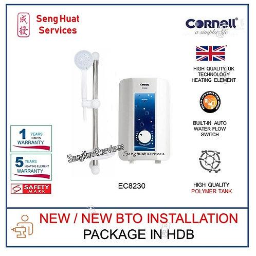 Cornell CIS-330SV Instant Watre Heater NEW BTO INSTALL COD