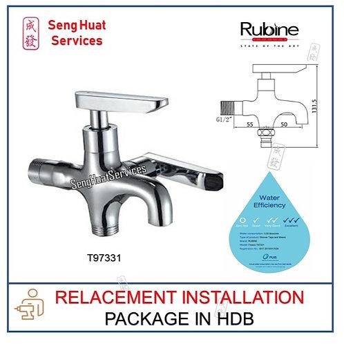 Rubine T97331  Fresco 2 Way Water Tap REPLACE
