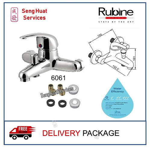 Rubine 6061 Mixer Tap With Delivery