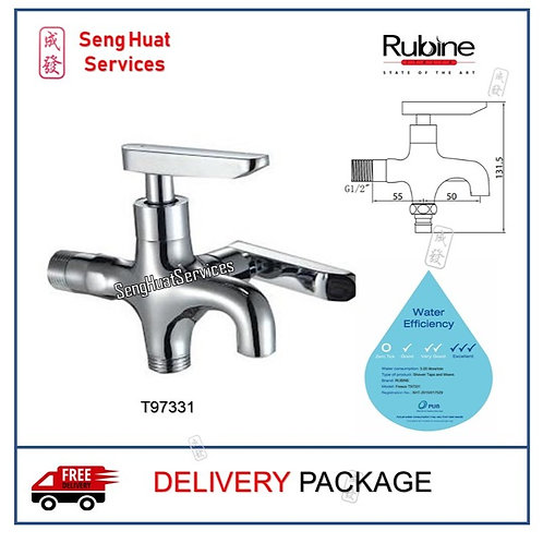 Rubine T97331  Fresco 2 Way Water Tap DELIVERY COD