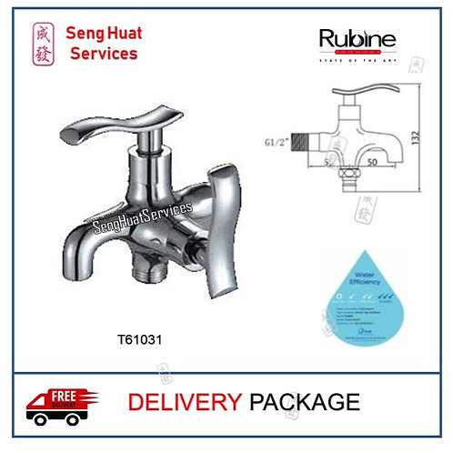 Rubine T61031  Fresco 2 Way Water Tap DELIVERY