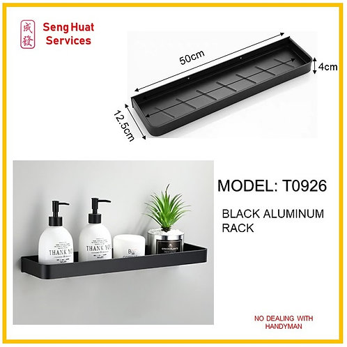 R-0926 Rectangle Aluminium Rack ( SERVICES OPTION TO SELECT )