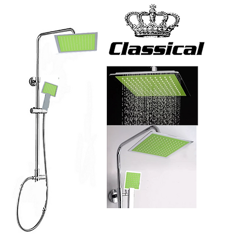 Classical Rain shower set Model:TS7007 Option 2