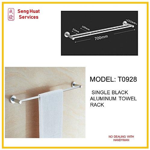 T-0928 70cm Aluminium Towel Rack ( SERVICES OPTION TO SELECT )