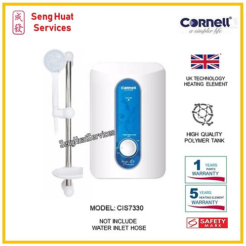 Cornell CIS-7330 Instant Water Heater ( SERVICES OPTION TO SELECT )