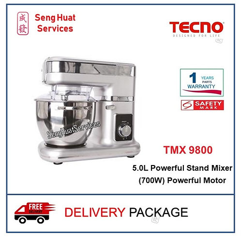 TECNO TMX 9800 Powerful Stand Mixer DELIVERY