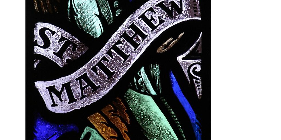 The Source - St Matthew