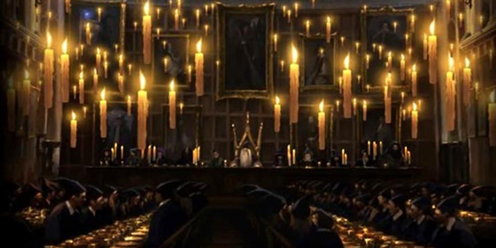 Harry Potter Themed Light Party