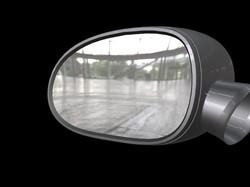 Mirror Audi A5 Sport