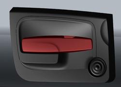 Fiat 500 Door
