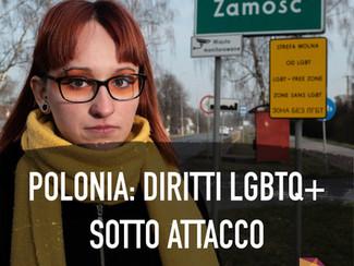 Polonia: attacco alla comunità LGBT+