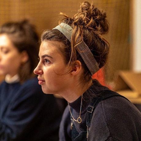 Headshot of Caitlin Evans