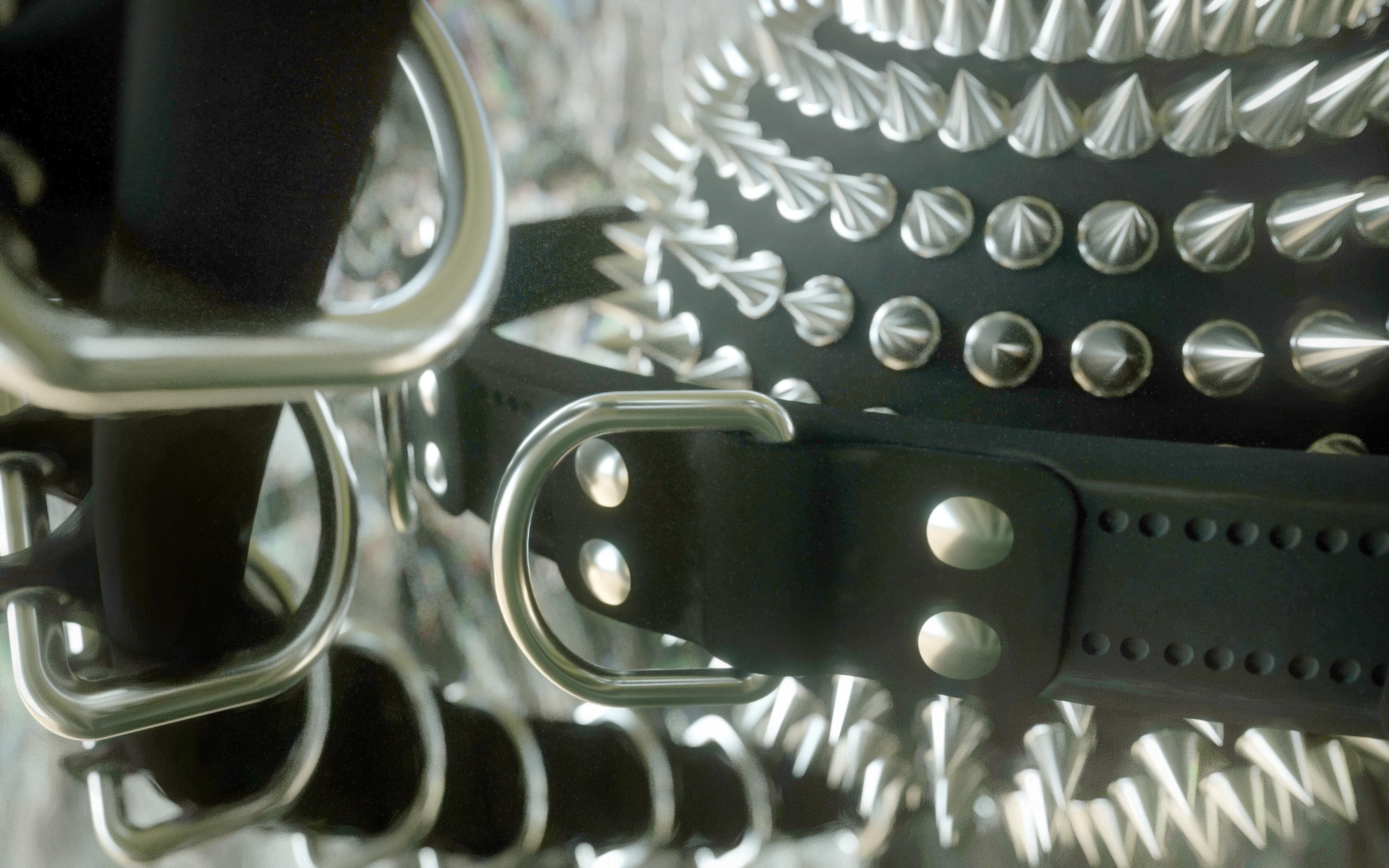 Collar Spikes