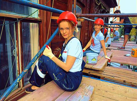 Татарстан первым в России допустит волонтеров к реставрации памятников архитектурыПодробнее: