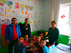 Kocabaş İlköğretim Okulu - Kocabaş - Denizli