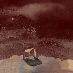 Kampement op Mars