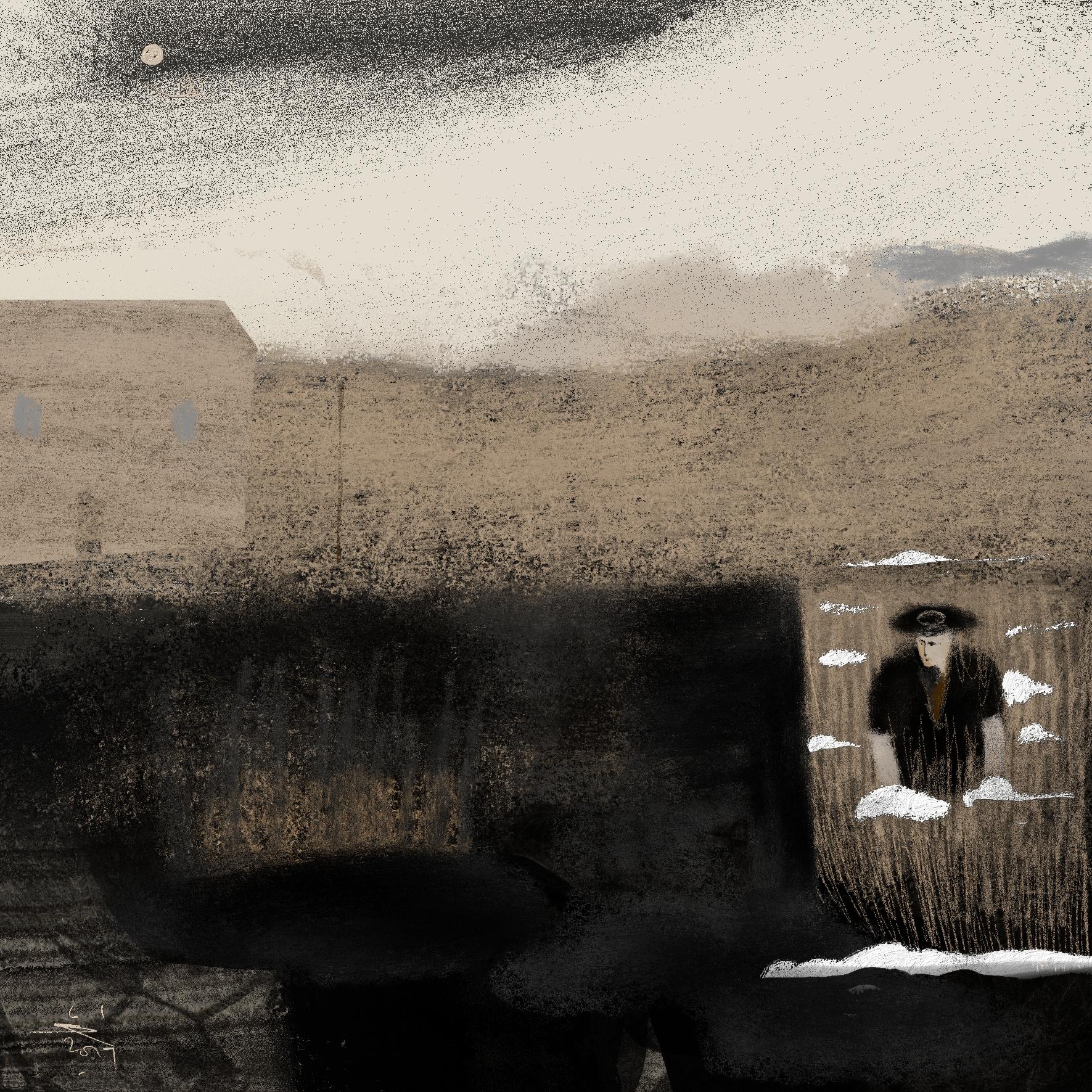 Wandel door het Wintergraan