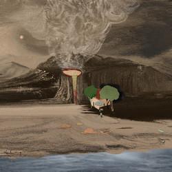 Kolkende Vulkaaneik