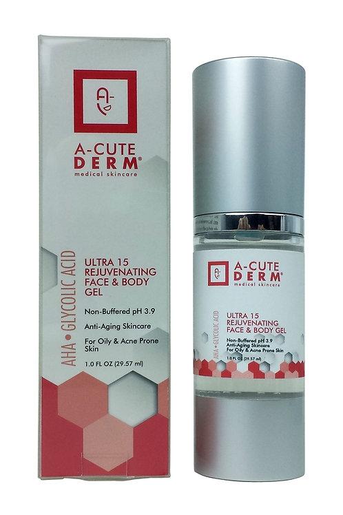 Ultra 15 Rejuvenating Face & Body Gel
