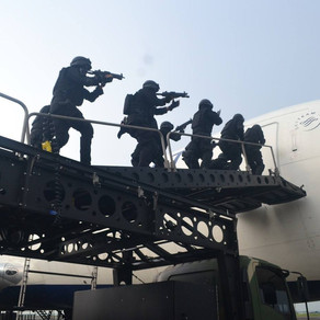MARS Elevated Tactics System deployed during US & Philippines Joint Anti-Terror Exercise