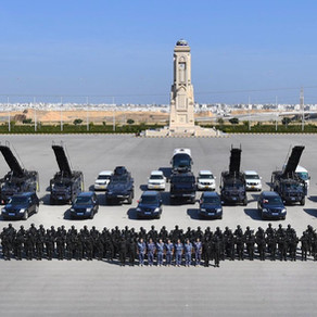 Patriot3 ETS highlighted in joint GCC anti-terror exercise - Arab Gulf Security 2